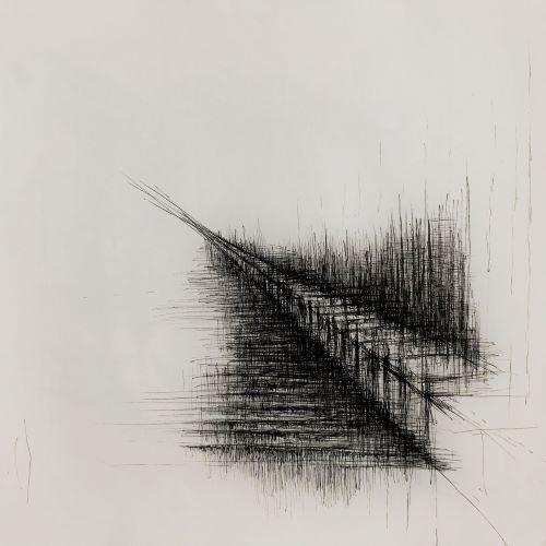 pentekening ruimte door Martijn Kuijs